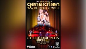 Generation ABBA tribute concert