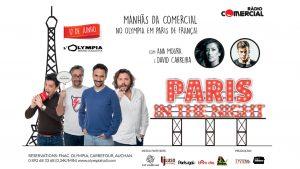 Rádio Comercial - Paris In The Night